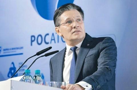 Гендиректор Росатома Алексей Лихачёв посетил строящуюся Курскую АЭС-2