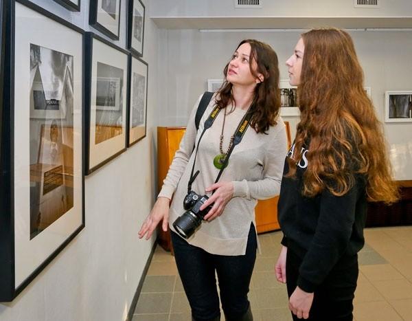 В Десногорске открылась международная фотовыставка «Объединяющая энергия атома. Россия и Франция»