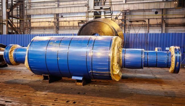 Украинский завод Росатома изготовил роторы турбин для Индии