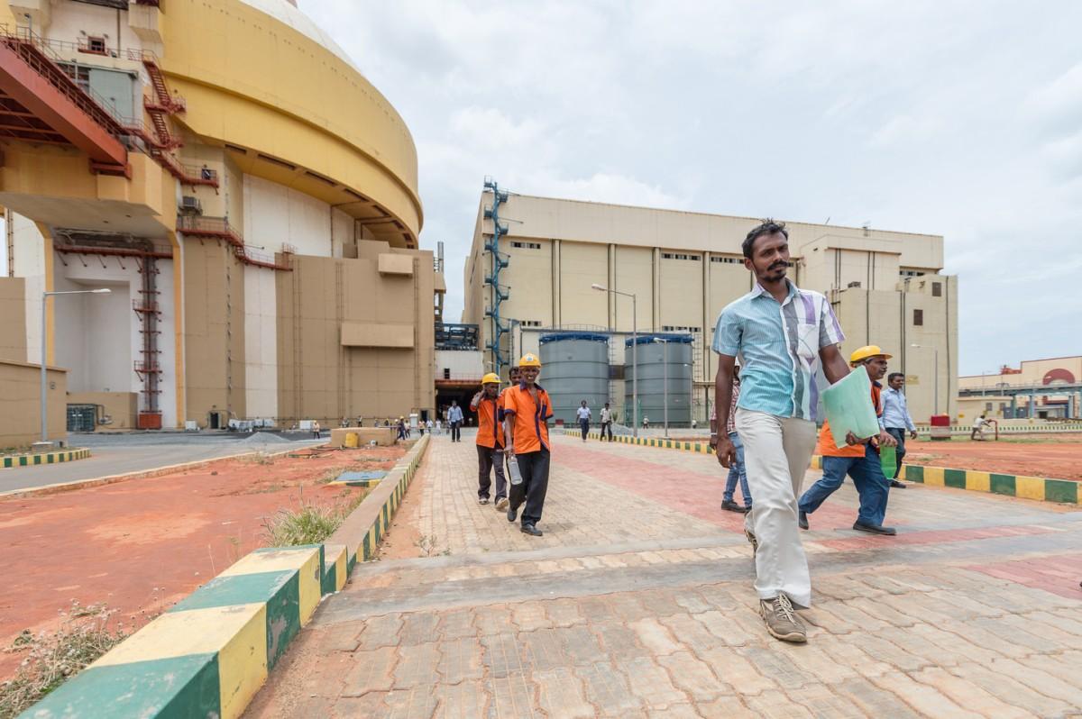 Индийская атомная корпорация просит верховный суд об отсрочке ввода хранилища ОЯТ первой очереди АЭС Куданкулам