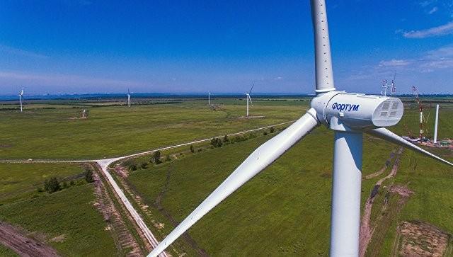 Росатом в этом году планирует ввести в эксплуатацию свой первый ветропарк