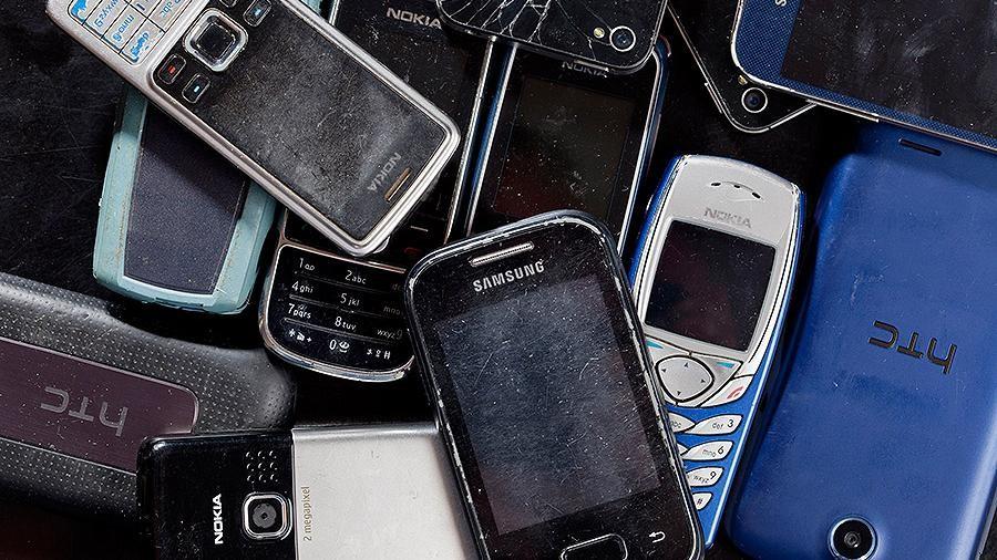 «Росатом» будет добывать драгоценные металлы из старых мобильных телефонов, ноутбуков и телевизоров