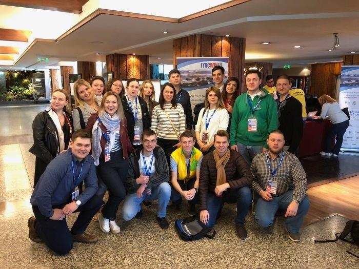 Разработки ФГУП «НИИ НПО «ЛУЧ» в области исследования ядерного топлива были представлены на молодежном ядерном конгрессе в Аргентине