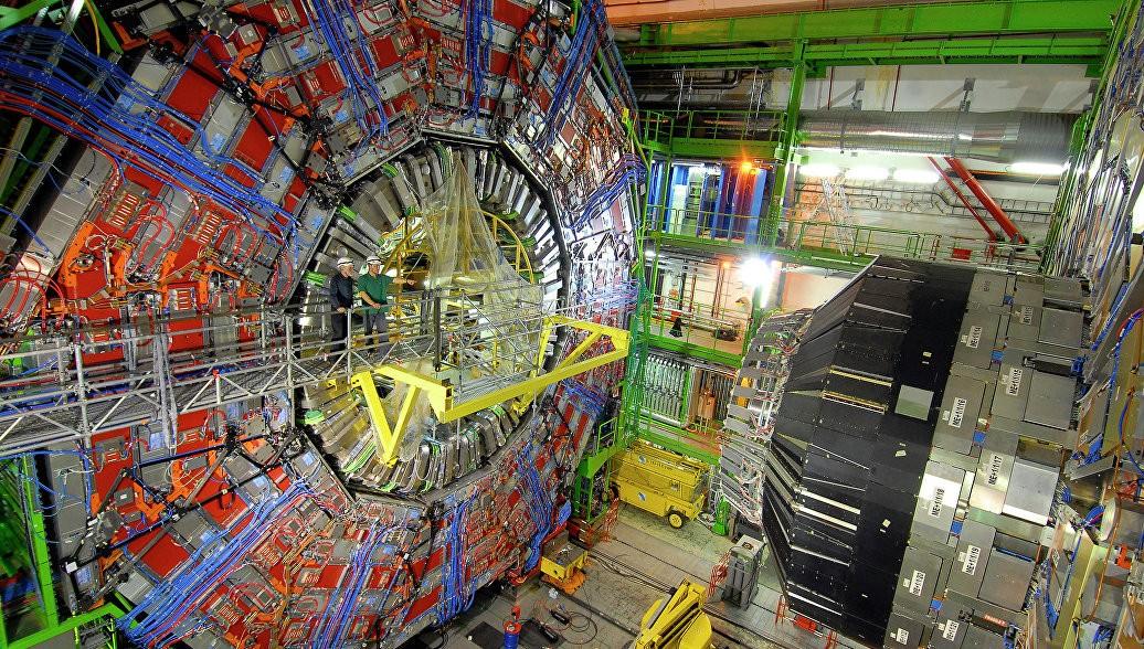 Российское машинное обучение помогло ЦЕРНу сэкономить на поиске темной материи