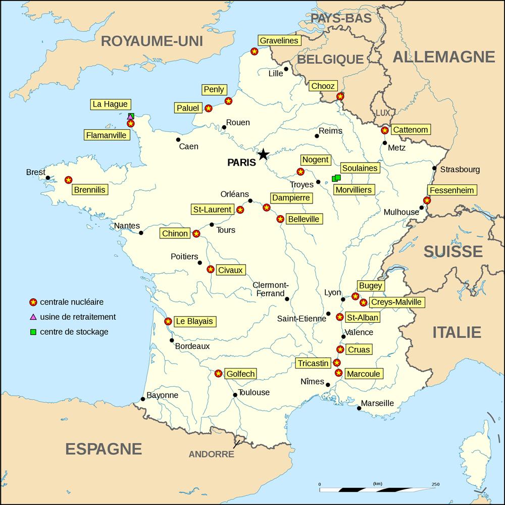 Франция рассматривает возможности создания малых реакторов