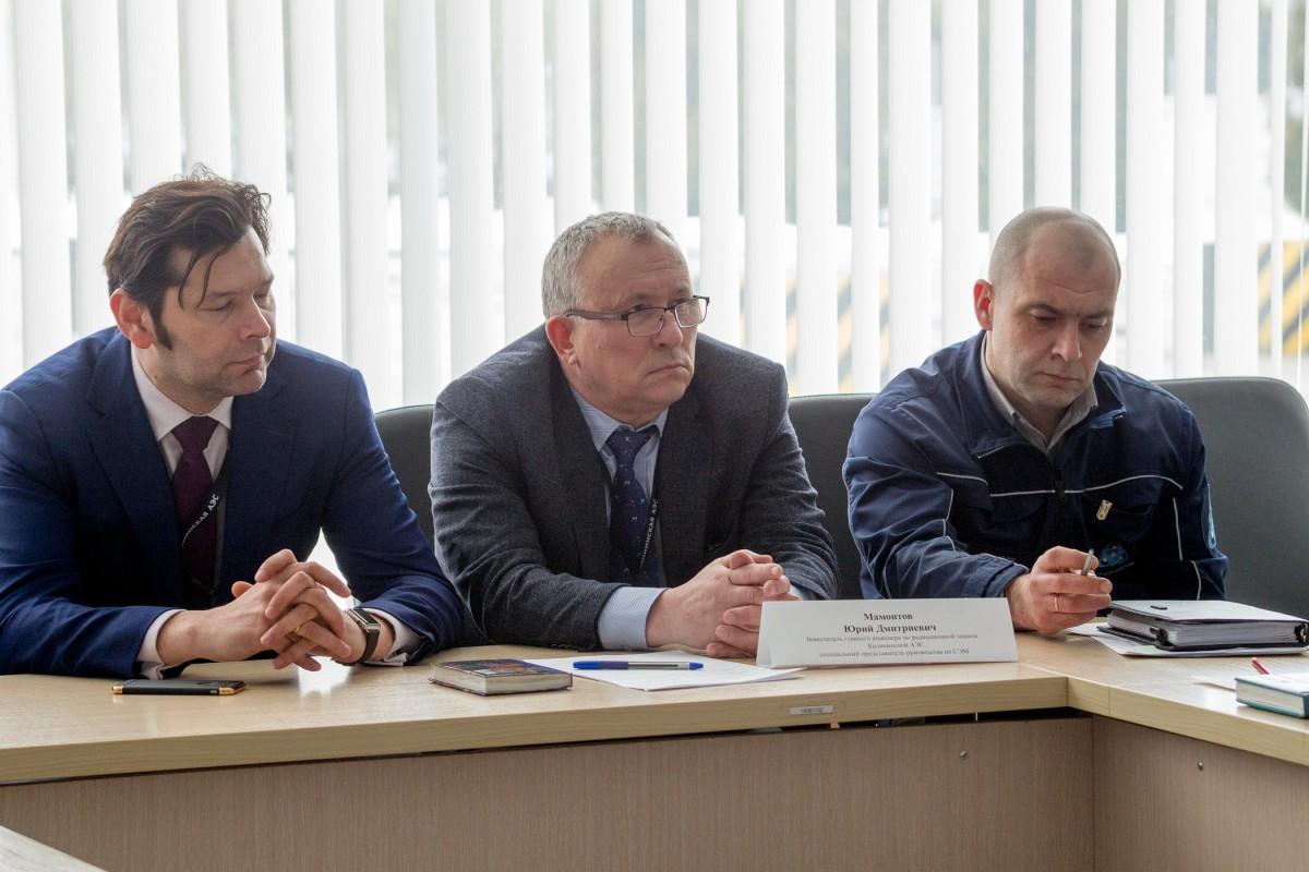 Калининская АЭС подтвердила соответствие высоким экологическим стандартам
