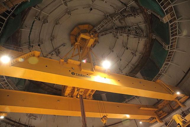 Первую электроэнергию с БелАЭС планируется выдать в сеть в IV квартале 2019 года