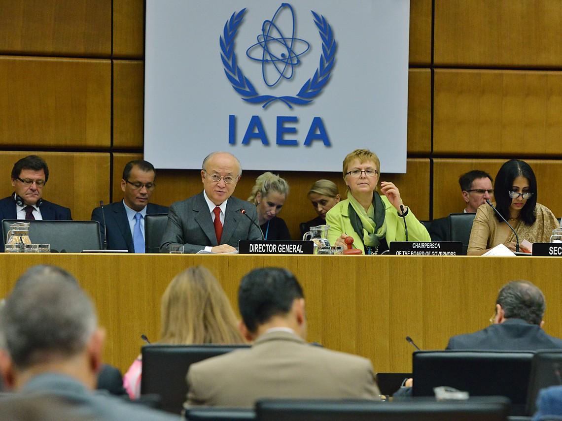 Гендиректор МАГАТЭ высказался за сохранение иранского атомного соглашения