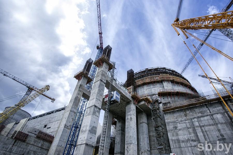 В Белоруссии предложили скорректировать законодательство в связи с запуском АЭС