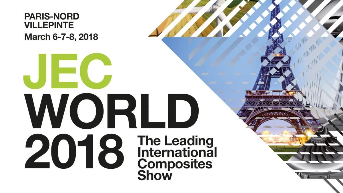 Компания Росатома представила флагманские проекты в области применения композитов на выставке JEC World 2018
