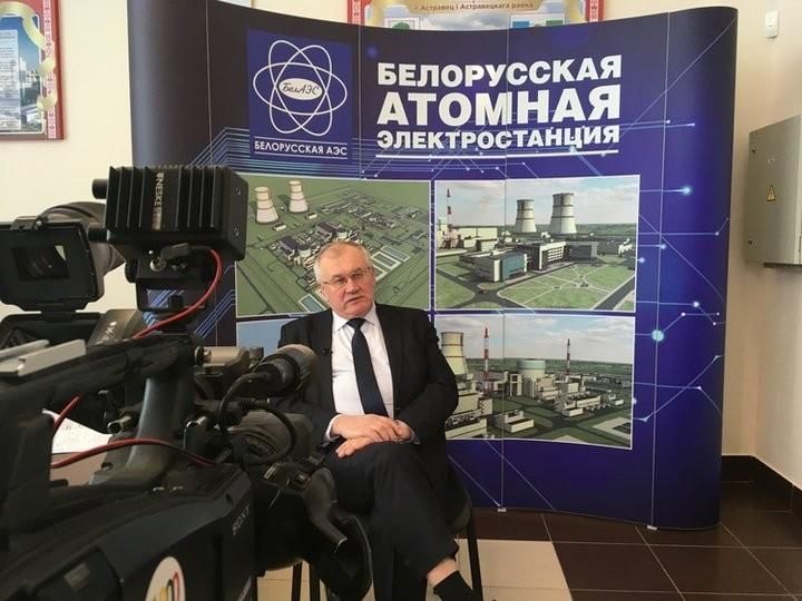 Белорусская АЭС разработает внутренний аварийный план для реагирования на нештатные ситуации
