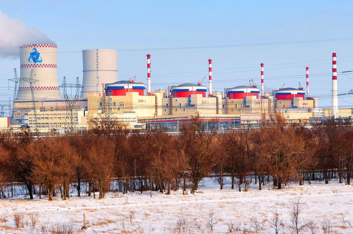 Новый энергоблок №4 Ростовской АЭС выработал первые 100 млн кВтч электроэнергии