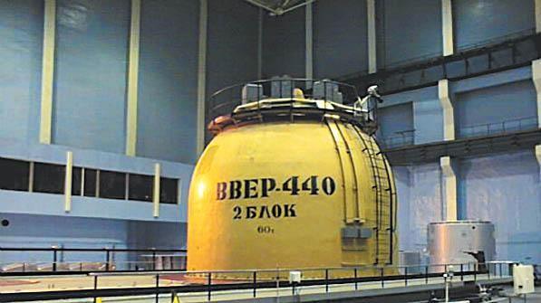 Westinghouse заявил о намерении поставлять ядерное топливо для реакторов ВВЭР-440