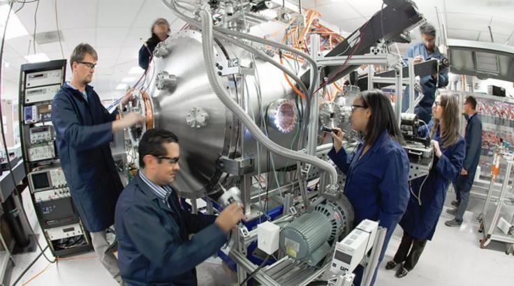 Lockheed Martin патентует компактный термоядерный реактор