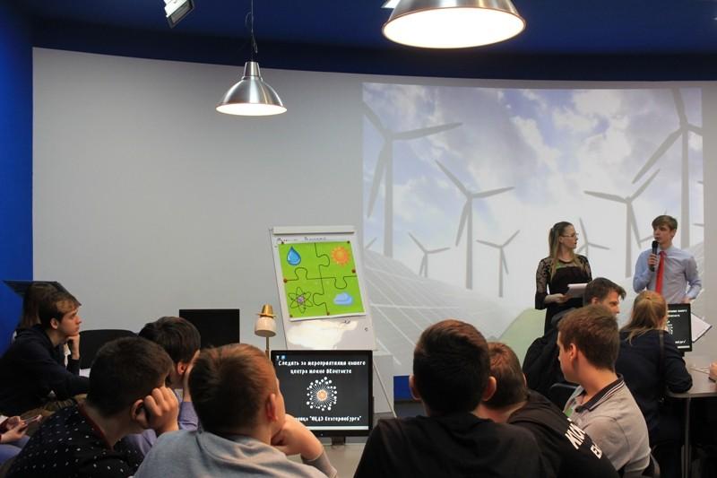 При поддержке Общественного совета Росато ма в Екатеринбурге прошёл эколого-просветительский квест «В поисках зелёного квадрата»