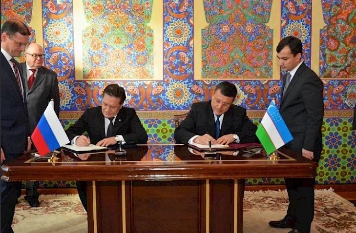 Президент Узбекистана утвердил соглашение о строительстве АЭС