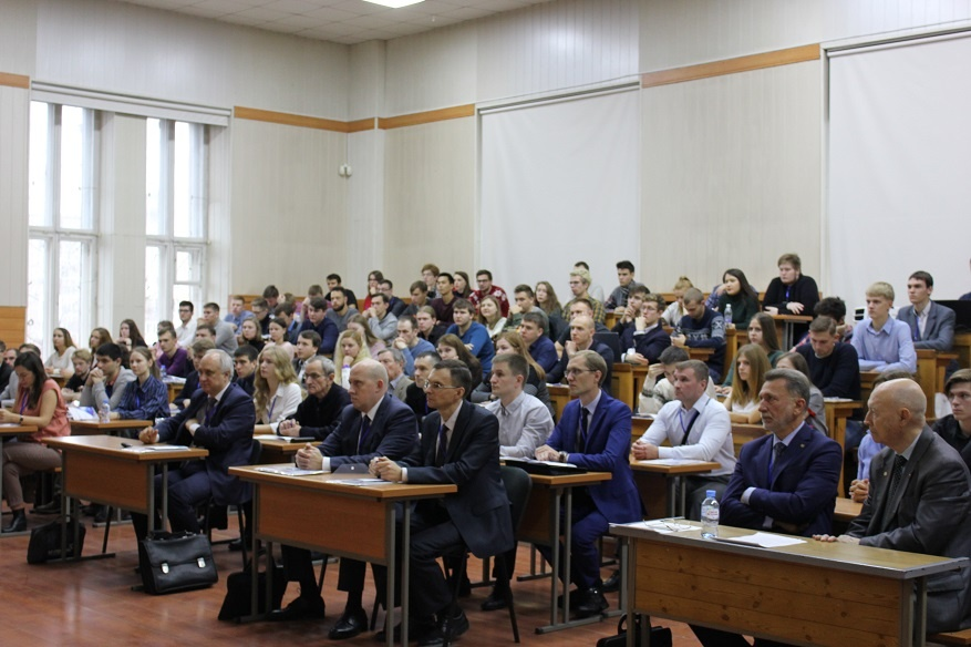 Сайт Томского политехнического университета