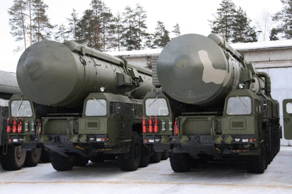 Шойгу рассказал о развитии ядерной триады России