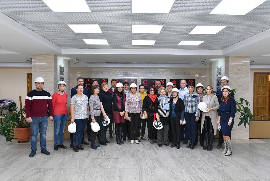 Преподаватели и сотрудники ВИТИ НИЯУ МИФИ прошли стажировку на крупнейших предприятиях г. Волгодонска