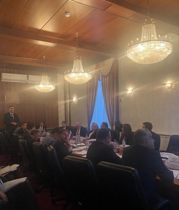 НО РАО принял участие в заседании рабочей группы по атомной энергии французско-российского CEFIC