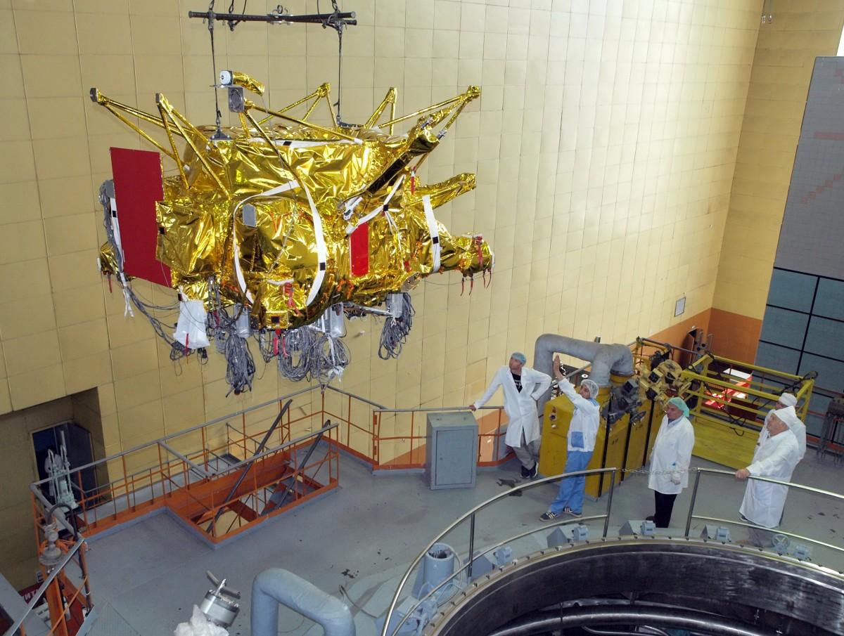 Изготовленный в Сарове телескоп ART-XC запустят в апреле 2019 года.