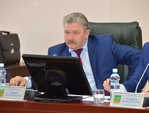 Экс-мэр Пензы Юрий Кривов получил назначение в Росатом
