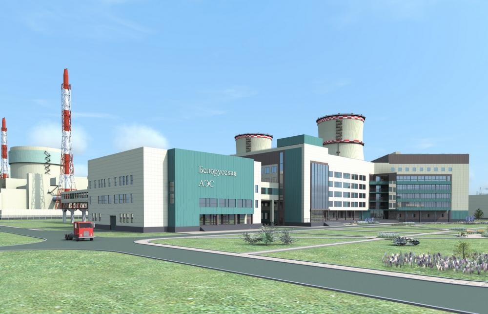 В Минэнерго рассказали о ходе строительства Белорусской АЭС