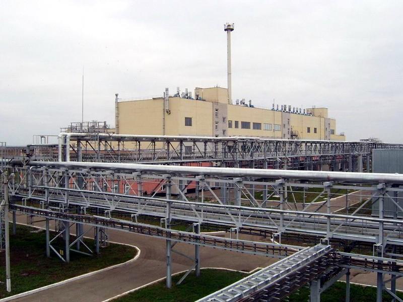 «РосРАО» откроет информационный центр о заводе в Горном