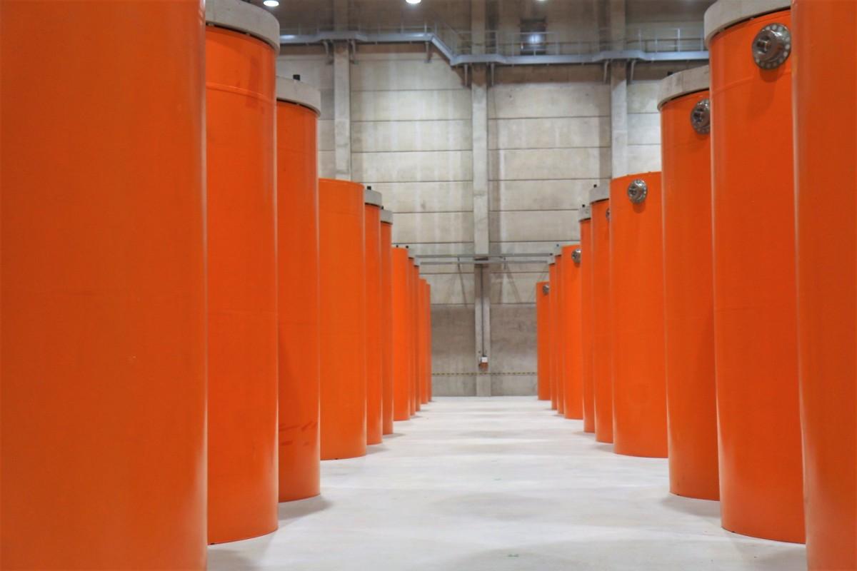Немецкая компания GNS поставила последние контейнеры ОЯТ на Игналинскую АЭС