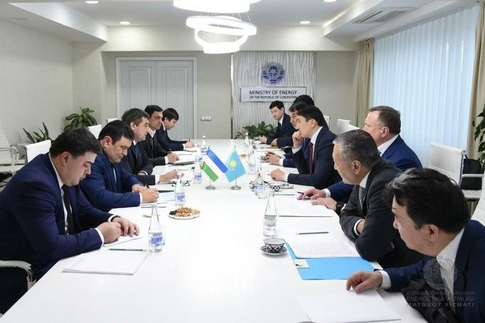 Минэнерго Узбекистана