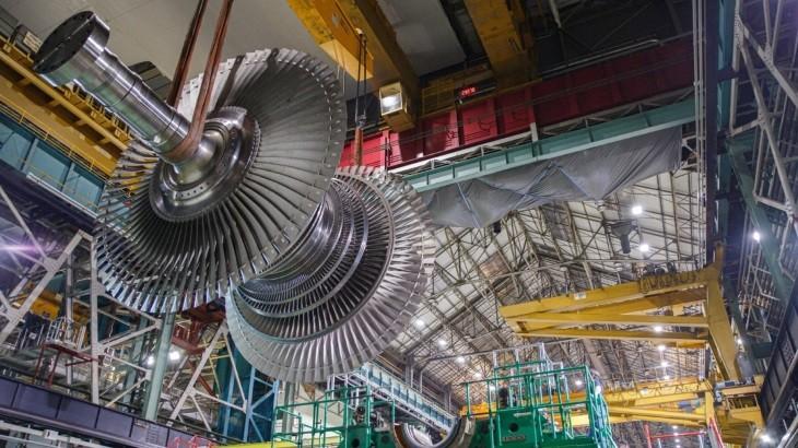 GE Steam Power