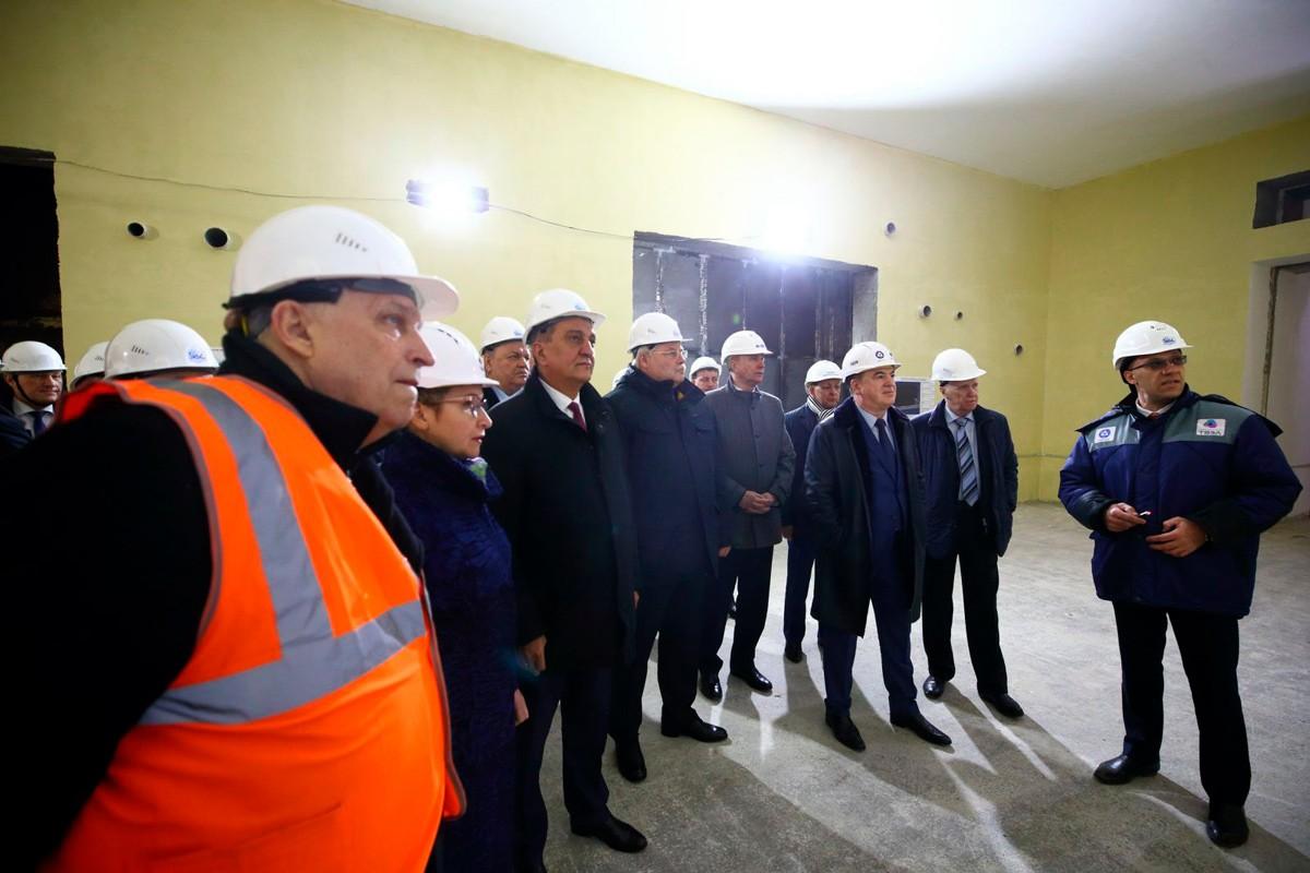 Департамент промышленности и энергетики Администрации Томской области