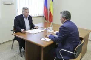 пресс-служба Губернатора Ростовской области