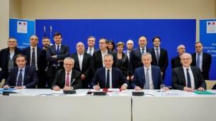 Пресс-служба Министерства экологии Франции