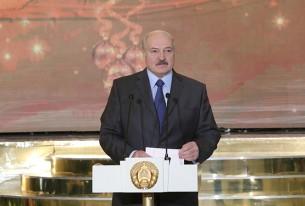 Пресс-служба президента Беларуси