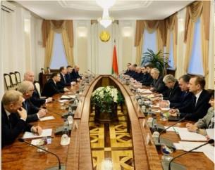 Официальный сайт правительства Белоруссии