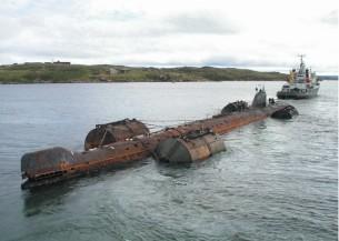 АПЛ К-159