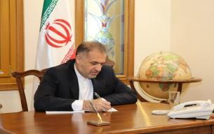 Посольство Ирана в РФ