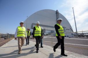 Чернобяльская АЭС